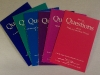1991, New England Association of Schools and Colleges, Questions series of booklets